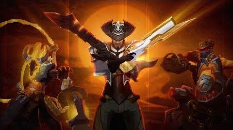 The Devils Among Us High Noon 2018 Skins Trailer - League of Legends