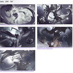 Star Guardian Zoe Splash Concept 1 (by Riot Artist <a href=