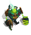 Blitzcrank Witch'sBrew (Emerald)