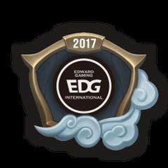Mistrzostwa 2017 – EDG