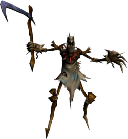 Fiddlesticks Render