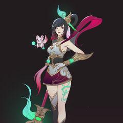 Lunar Empress Lux Concept 2 (by Riot Artist <a href=