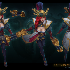 Captain Fortune Model 1 (by Riot Artist <a href=