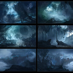 Shadow Isles Landscape 3