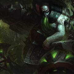 Urgot Update Splash Concept 1 (by Riot Artist <a href=