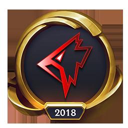 Worlds 2018 Griffin (Gold) Emote