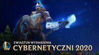 Cybernetyczni 2020 - Oficjalny zwiastun wydarzenia