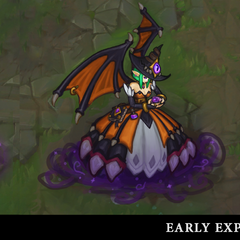 Bewitching Morgana Concept (by Riot Artist <a href=