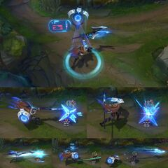Pulsefire Pantheon Animation Concept (by Riot Contracted Artist <a rel=
