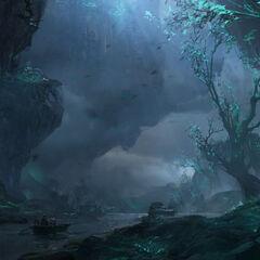Shadow Isles Landscape 5