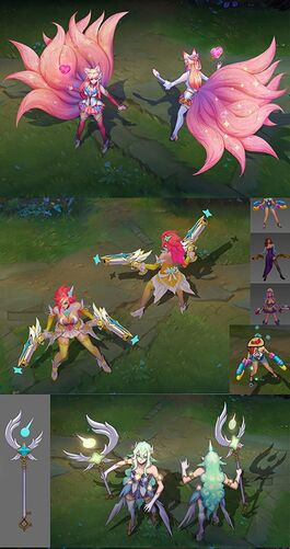 Star Guardian 2017 Concept 03