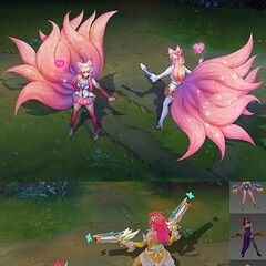 Star Guardian 2017 Concept 3 (by Riot Artist <a href=