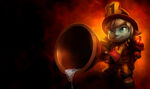 Tristana FirefighterSkin old