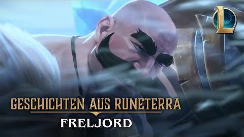 """Geschichten aus Runeterra Freljord """"Der Überfall"""""""