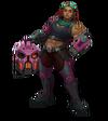 Illaoi Resistance (Rose Quartz)