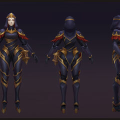 Iron Inquisitor Kayle Update Model 9 (by Riot Artist <a rel=