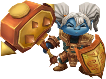 Poppy Render old