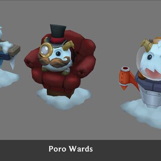Poro Ward Concept (by Riot Artist <a rel=