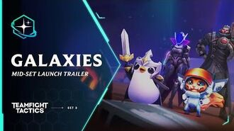 Return to the Stars Galaxies Mid-Set Launch Trailer - Teamfight Tactics