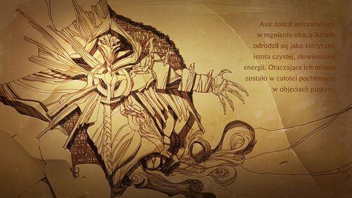 Shurima - Upadek Imperium 3
