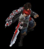 Talon Dragonblade (Base)