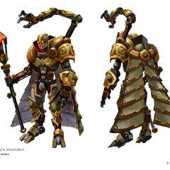 Full Machine Viktor Concept 3 (by Riot Artist <a href=