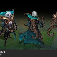 Dark Waters Vladimir Concept (by Riot Artist <a href=