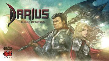 Darius Blut von Noxus cover 01