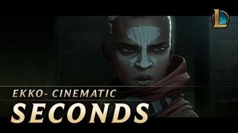 Ekko Seconds New Champion Teaser - League of Legends