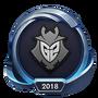 Emotka Mistrzostwa 2018 – G2