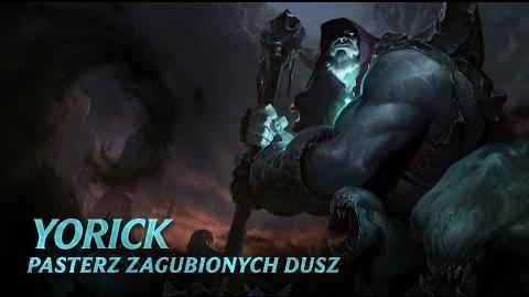 Prezentacja Bohatera - Yorick, Pasterz Zagubionych Dusz