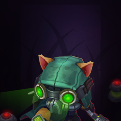 Omega Squad Teemo Model 2 (by Riot Artist <a href=