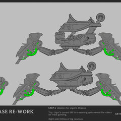 Urgot Update Concept 25 (by Riot Artist <a href=