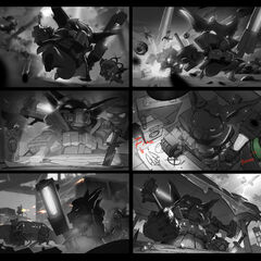 Omega Squad Veigar Splash Concept 1 (by Riot Artist <a href=