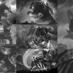 Firefang Warwick Splash Update Concept 1 (by Riot Artist <a href=