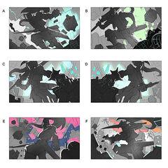 Battle Boss Yasuo Splash Concept 1 (by Riot Artist <a rel=