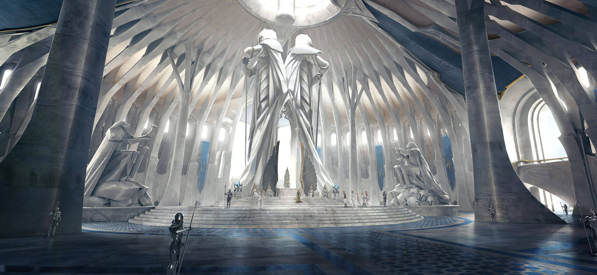 Demacia Hall Of Valor