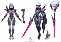 Fiora PROJECT Concept 01