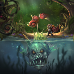 Great Hunt - Ziggs (by Riot Artist <a href=