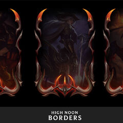 High Noon Borders Concept 1 (by Riot Artist <a href=