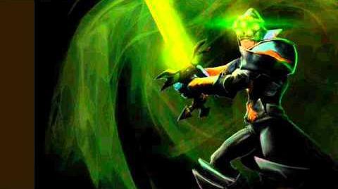 League of Legends Sounds - Master Yi Voice