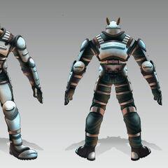 Riot K-9 Nasus Concept (by Riot Artist <a href=
