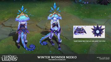 Neeko Winterwunder- Konzept 1