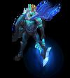 Pantheon Pulsefire (Aquamarine)