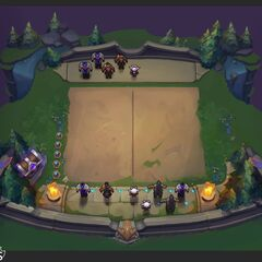 Teamfight Tactics Arena Concept 3 (by Riot Artist <a rel=