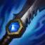 Lâmina do Perseguidor (Feiticeiro) item