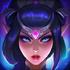 Majestic Empress Morgana Border profileicon