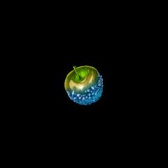 Manzana Incrustada de Maná