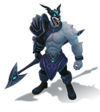 Nasus Dreadknight (Frostbite)