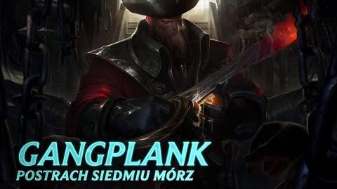 Prezentacja Bohatera – Gangplank
